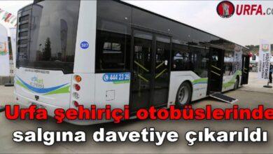 Photo of Urfa şehiriçi otobüslerinde salgına davetiye çıkarıldı