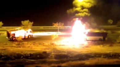 Photo of Urfa'da itfaiyeye yol vermeyince otobüs küledöndü