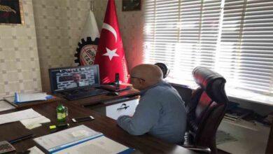 Photo of Başkan 'bilgin ösbük bölge toplantısına katıldı