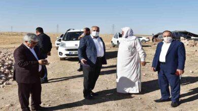 Photo of Başkan Soylu Kırsalda Yol çalışmalarını inceledi.