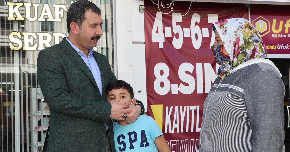 Karaköprü Belediye Başkanı Metin Baydilli