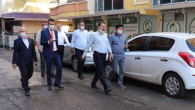 Photo of Başkan Baydilli Mesaiye Esentepe'de Başladı