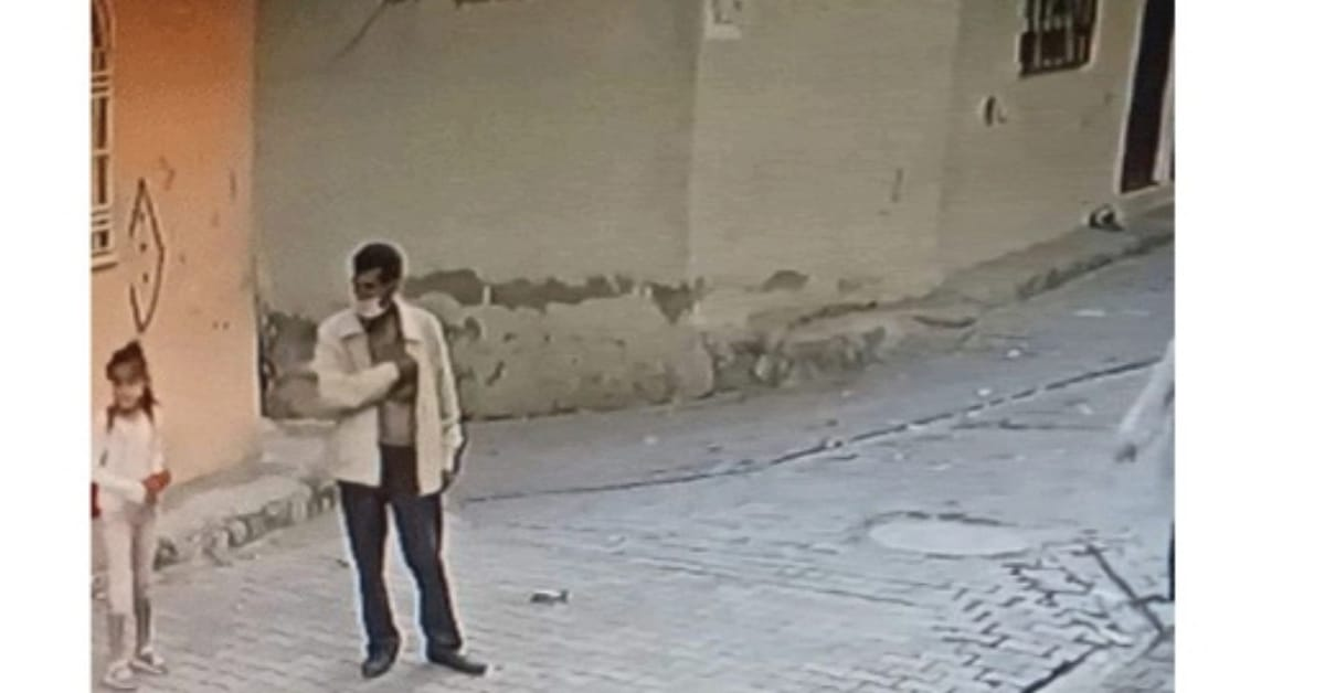 Şanlıurfa'da çocuk hırsızı