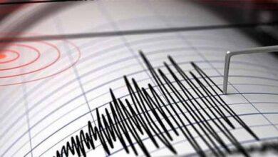 Photo of 4 büyüklüğünde korkutan deprem