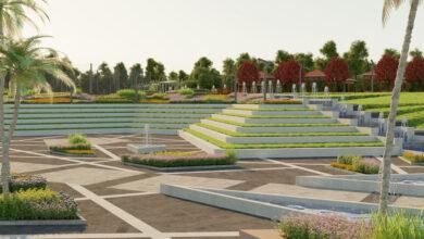 Photo of Eyyübiye Millet Bahçesi projesindeki alan genişletildi