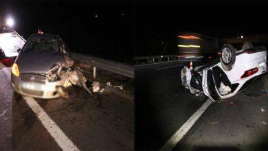 Photo of Feci kaza: 2 ölü, 9 yaralı