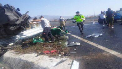 Photo of Feci kaza: 1 ölü, 4 yaralı