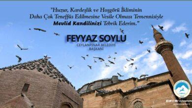 Photo of Başkan Soylu'dan Mevlid Kandili Mesajı