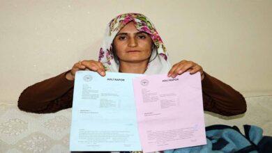 Photo of Şanlıurfa'da genç kadın darp edildi