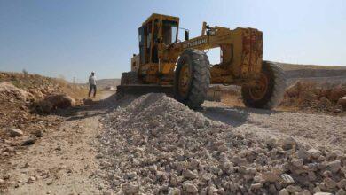 Photo of Haliliye kırsalında yol çalışmaları sürüyor