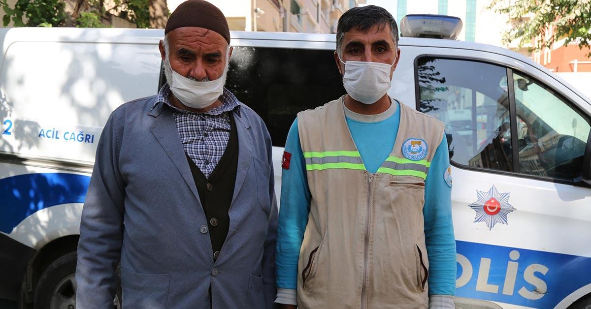 Haliliye Belediyesi Temizlik personeli