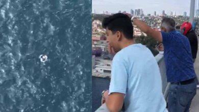 Photo of Taksici, Köprüden Atlayarak Canına Kıydı