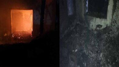 Photo of Alevlerin arasında kalan yaşlı kadın hayatını kaybetti