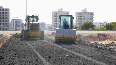 Photo of Karaköpörü'de yol seferberliği devam ediyor
