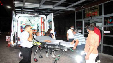 Photo of silahlı sopalı kavga: 8 yaralı