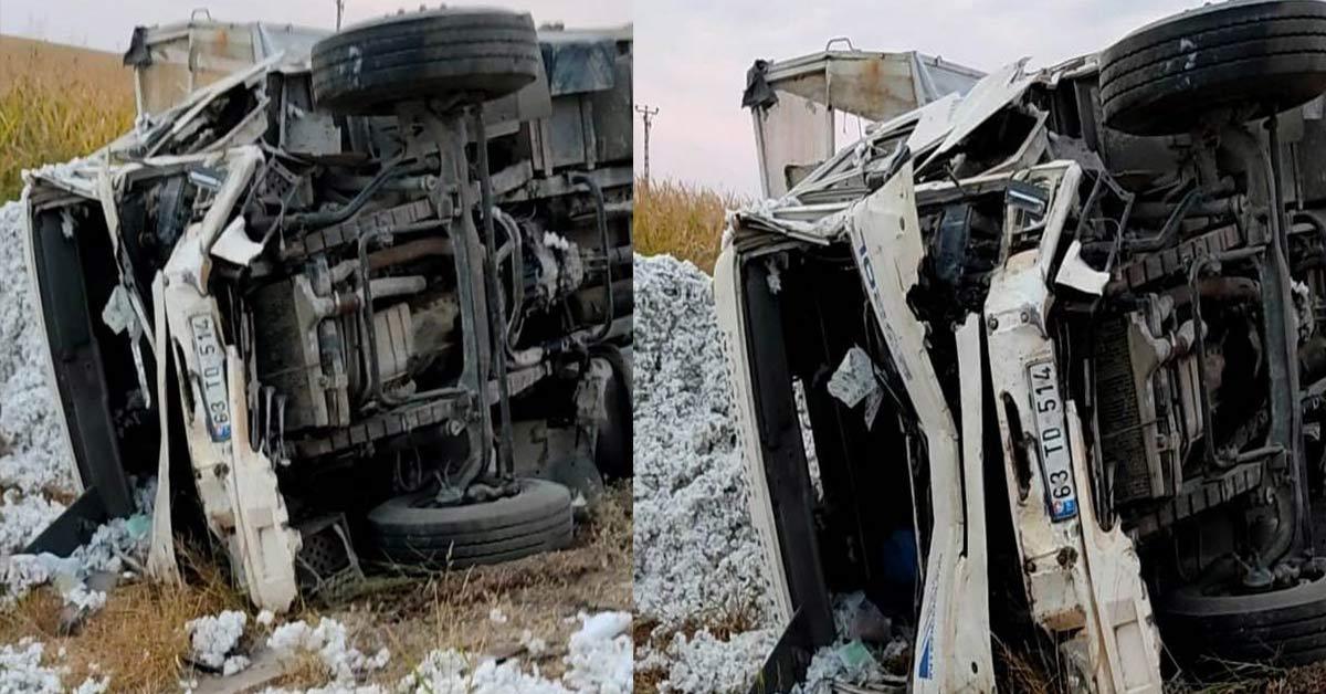 Kaza Şanlıurfa