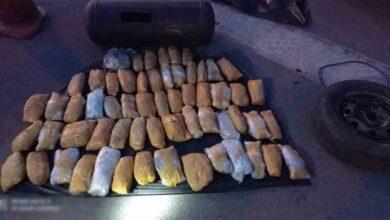 Photo of Otomobilin LPG tankından10 kilo uyuşturucu çıktı