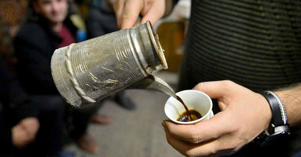 Şanlıurfa Mırra Kahvesi