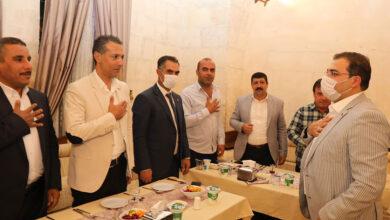 Photo of Başkan Canpolat, Muhtarlarla Bir Araya Geldi