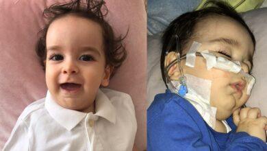 Photo of SMA hastası bebek,destek bekliyor
