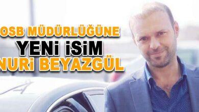 Photo of Osb Müdürlüğüne yeni isim Nuri Beyazgül