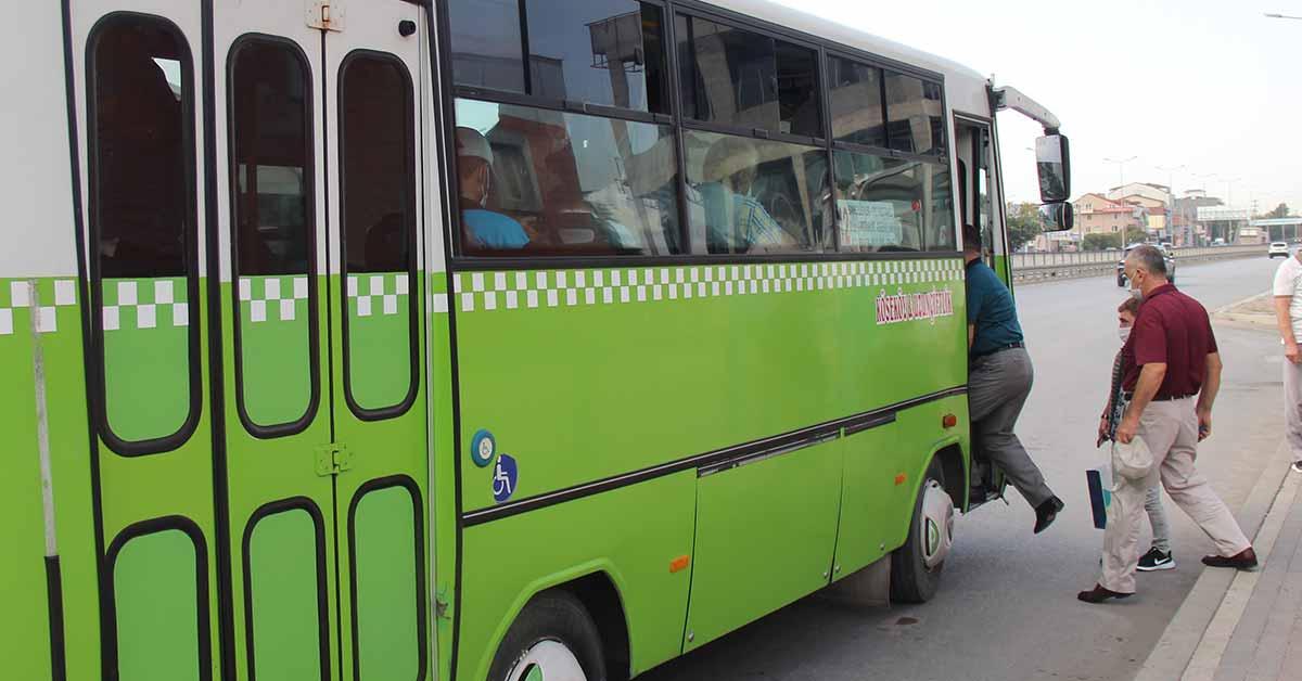 Otobüs Bıçaklama