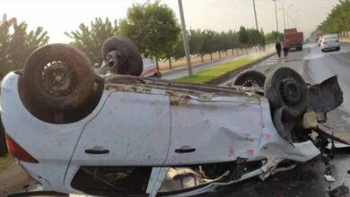Photo of Şanlıurfa'da Otomobil ile kamyon çarpıştı