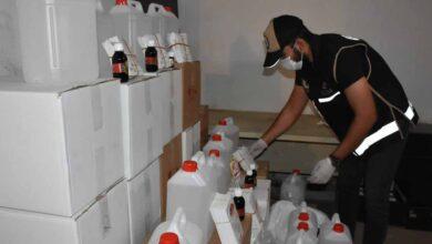 Photo of Sahte alkol satışlarında kilit isim yakalandı