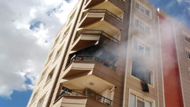 Photo of Şanlıurfa'da elektrik prizinden yangın çıktı