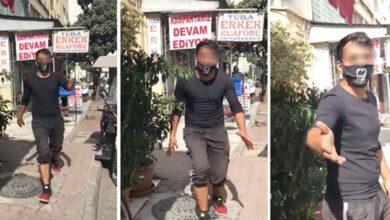 Photo of Seyyar Satıcı Dehşeti! Zabıtaya Saldırdı