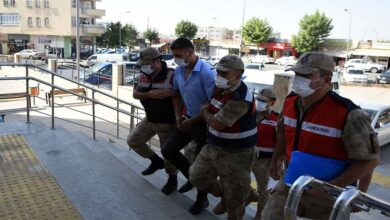 Photo of Urfa'da Kablo hırsızlarına operasyon: 2 tutuklama