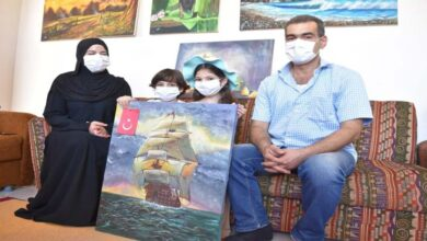 Photo of Suriyeli sığınmacı aile urfa'da hayata tutundu