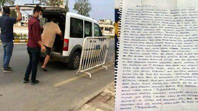 Photo of Kırtasiyeci 13 Yaşındaki Kıza Mektupla Tacizde Bulundu