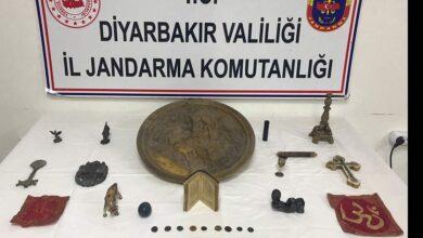 Photo of Urfa'da, 26 Tarihi Esere 500 Bin Lira İsterken Yakalandılar