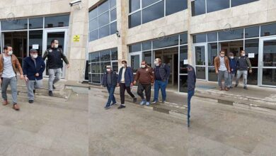 Photo of DAEŞ terör örgütüne yönelik operasyonda 4 kişi yakalandı