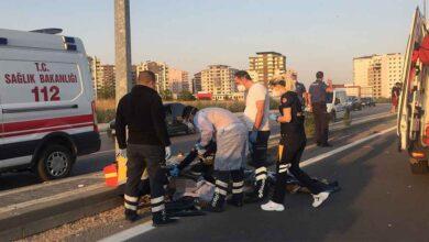 Photo of Trafik kazasında 2 kişi hayatını kaybetti