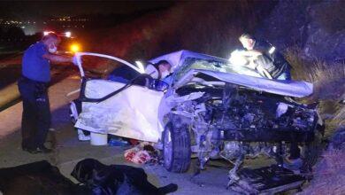 Photo of Trafik kazası: 4 ölü, 4 yaralı