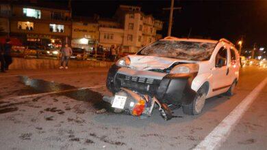 Photo of Trafik kazası: 1 ölü, 2 yaralı