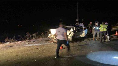 Photo of Trafik kazası: 1 ölü, 7 yaralı