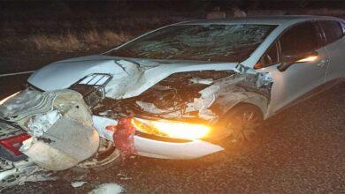 Photo of Şanlıurfa'da trafik kazası: 2 ölü