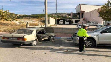 Photo of Trafik kazası: 2'si çocuk 7 yaralı