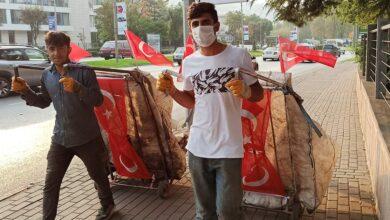 Photo of Urfalı Mustafa'nın Bayrak Sevgisi