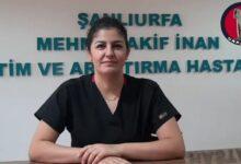 Photo of Urfa'da Görevli Hemşire Koronadan Korunmayı Anlattı