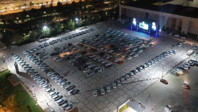 Photo of Urfa'da arabada sinema keyfi yapıldı