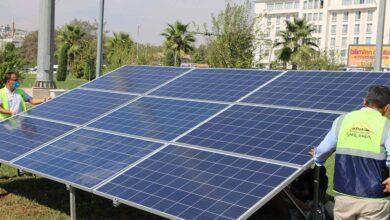 Photo of Abide kavşağına güneş enerjili kesintisiz enerji