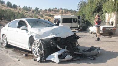Photo of Şanlıurfa'da İşçi Servisi kaza Yaptı! 15 Yaralı