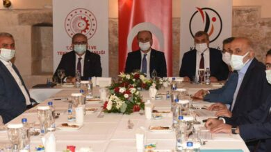 Photo of Karacadağ Kalkınma Ajansı Şanlıurfa'da toplandı