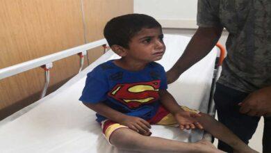 Photo of Urfa'da Minik çocuğun yardımına itfaiye yetişti