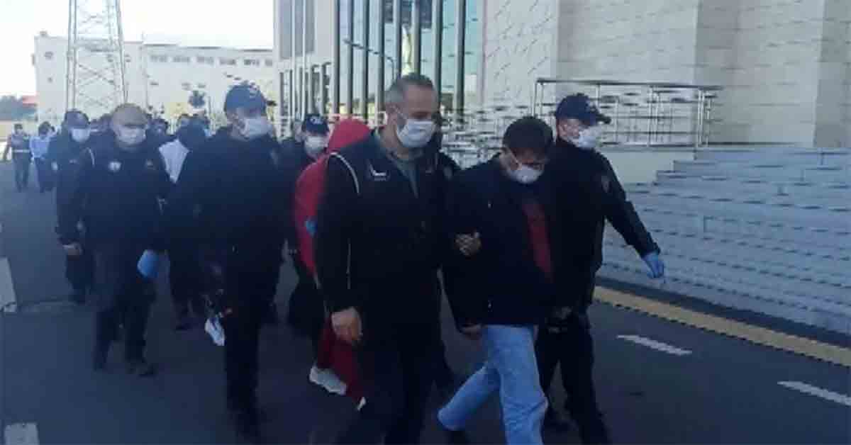 urfa da suç örgütü tutuklandı