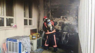 Photo of Urfa'da bir evde çıkan yangın eşyaları kül etti